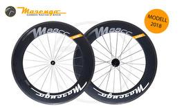 MWS8888CCw Vollcarbon-Clincher Laufradsatz für Shimano
