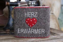 Flachmann Herzerwärmer
