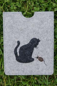Passhülle Katze