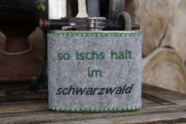 Flachmann Schwarzwald