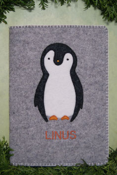 Untersuchungshefthülle Pingu