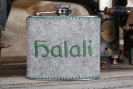 Flachmann Halali