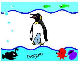 pesco II. TRAININGSCARD Pinguine und Nudelpingus ab Minifische Fortgeschrittene bis 2 Jahre