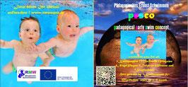 pesco I. TRAININGSCARD KAULQUAPPE- Video unterstützt   Minifisch ab dem 2. Lebensmonat Anfänger