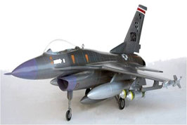 CAZA F-16 DE COMBATE