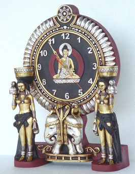 RÉPLICA DE RELOJ HINDÚ | Decoración hindú