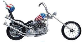 Réplica de motocicleta chopper
