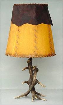 RÉPLICA DE CUERNOS DE PIE DE LÁMPARA | Lámparas temáticas