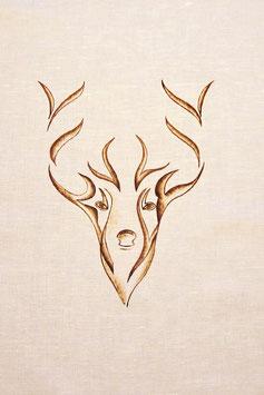 Geschirrtuch Deer