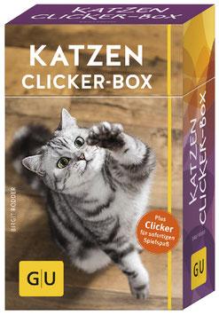 GU Katzen Clicker-Box