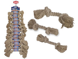 Spielseile Sisal-Cotton-Mix Strip