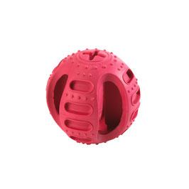 HUNTER Hundespielzeug Stuff'n Bounce Rot