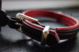 """Halsband """"PACIFIC"""" in Rot oder Grün"""