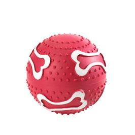 HUNTER Hundespielzeug Ball 10 cm, rot