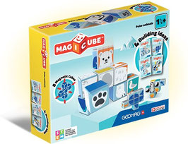 MagiCube - Polar animals - 8 delig