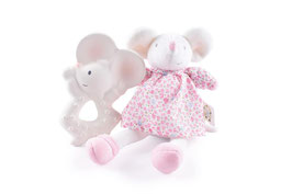 Box Set | Meiya | Soft Toy met bijtring