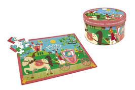 Scratch | Puzzel | Prinsessenkoets