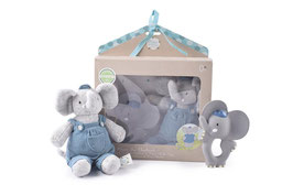 Box Set | Alvin | Soft toy & Bijtring