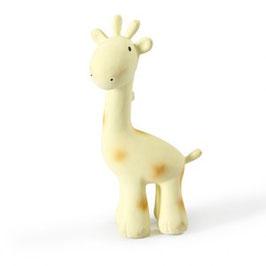 Tikiri Bijt- en Badspeelgoed met Rammelaar | Giraf