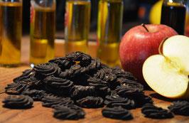 Chips croccanti alla mela