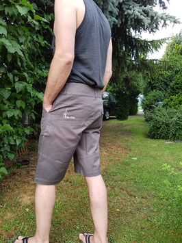UPRISE - NEW WORKER SHORTS - KHAKI-GREY