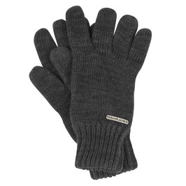HOODLAMB - HEMP GLOVES - BLACK