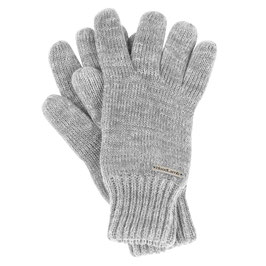 HOODLAMB - HEMP GLOVES - GREY
