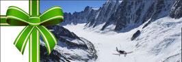 """Circuit 60 min """"Mont-Blanc - Glaciers"""" pour 3 adultes"""