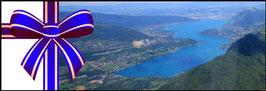 """Circuit 20 min """"Lac d'Annecy"""" pour 3 adultes"""