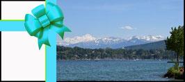 """Circuit 1h15 min """"Léman - Mont Blanc - Glaciers"""" pour 3 personnes"""