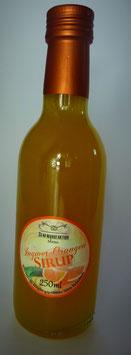 Ingwer-Orangen-Sirup