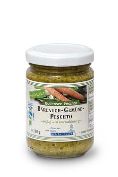 Bodensee-Peschto - Bärlauch-Gemüse -