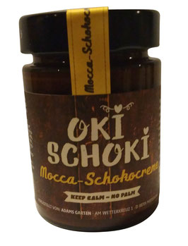 Oki Schoki - Mocca-Schokocreme