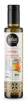 Honig-Balsamessig -Bio-