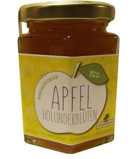 Apfel mit Holunderblüten (BIO)