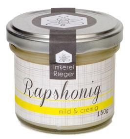 Rapshonig - mild & cremig!