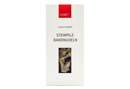 Ganz B'sondere Steinpilz-Bandnudeln