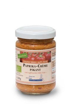 Paprika-Creme Pikant -Bio-