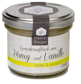 Honig mit Vanille - edel & exklusiv!