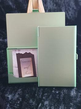Visitenkarten-Box