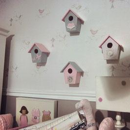 Casitas de pájaro