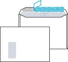 Kuverts C4 mit Fenster links unbedruckt