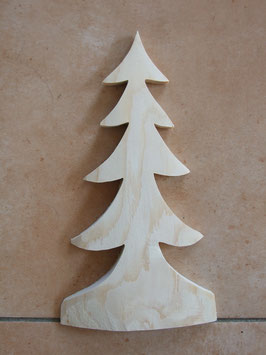 Tannenbaum aus Kiefernholz