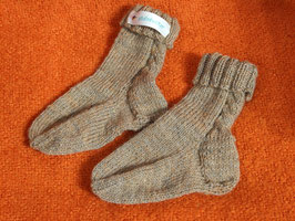 Kinder-Trachten-Stricksocken