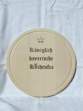 Brotzeitbrettl Königlich bayerische Küchenfee