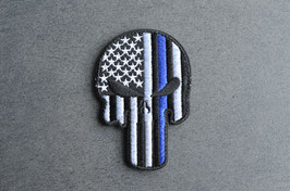Patch - Blue Thin Line Punisher