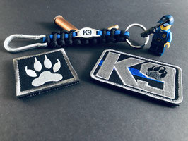 K 9 Patches