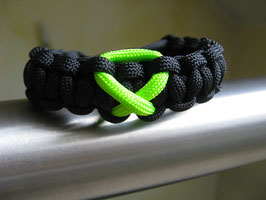 Paracord Armband - Ribbon -