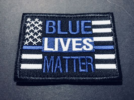 Patch - Blue Lives Matter