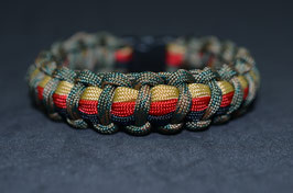 Paracord Armband -  Camouflage Typ 3